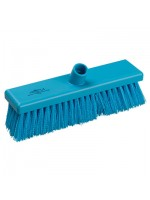 B758 Hygiene Medium 300mm Flat Sweeping Broom