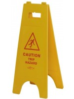 8617GB Caution Trip Hazard Sign