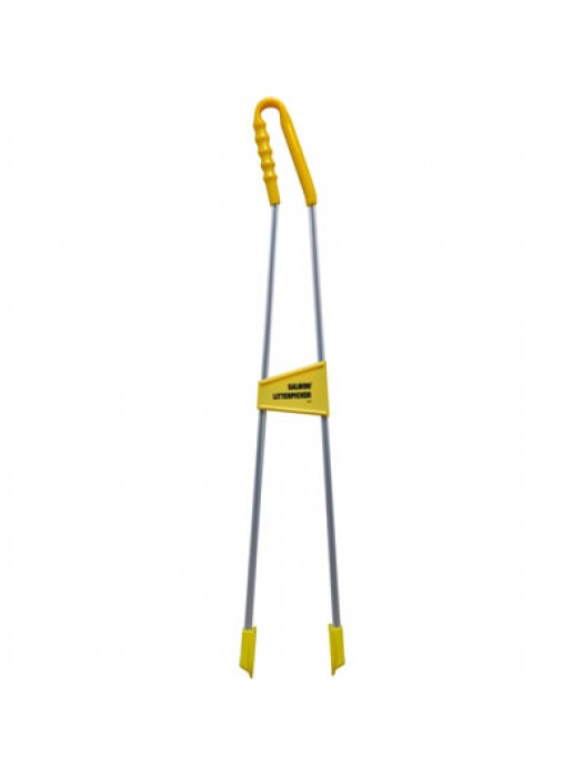 "LIT002X Tong Curved Litter Picker Grabber LP6 LP33 35"" 890mm"