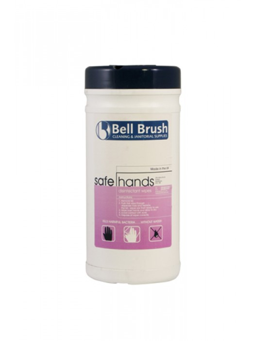 WIP015 Hygiene Disinfectant Hand Wipes 150/Tub