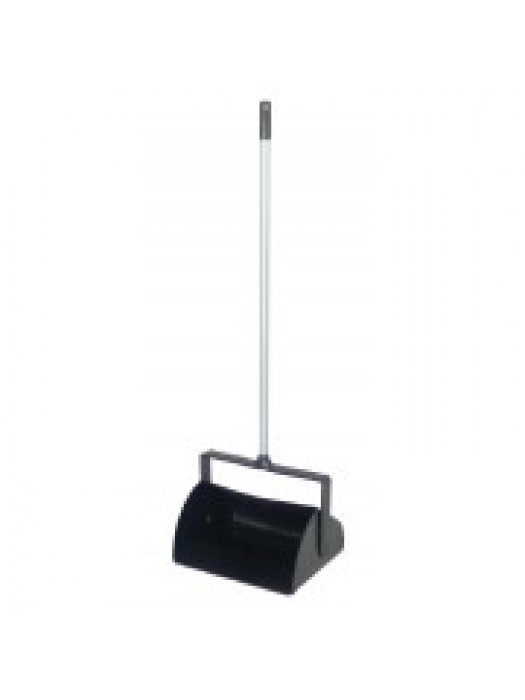 300mm Wide Open Mouthed Lobby Dustpan